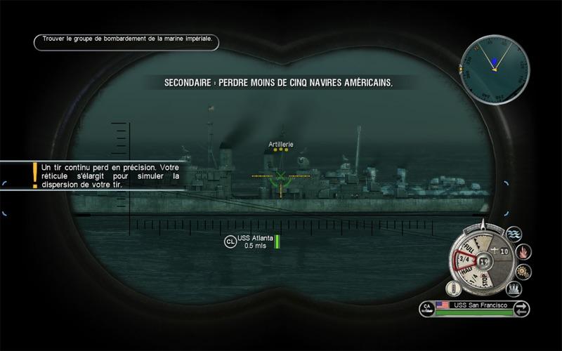 Screenshot #1 pour Battlestations: Pacific