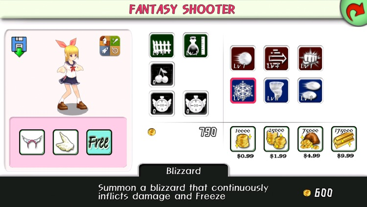Fantasy Shooter screenshot-1