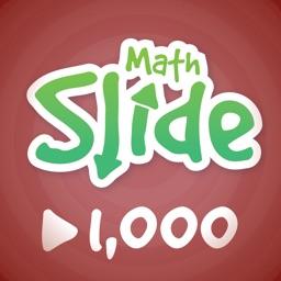Math Slide: hundreds, tens & ones