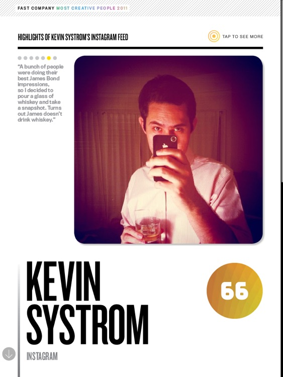 Fast Company's 100 Most Creative People In Busi... screenshot-3