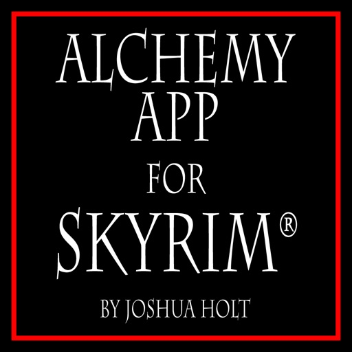 The Skyrim Alchemy App Makes Mixing Potions (and Poisons) Much Easier