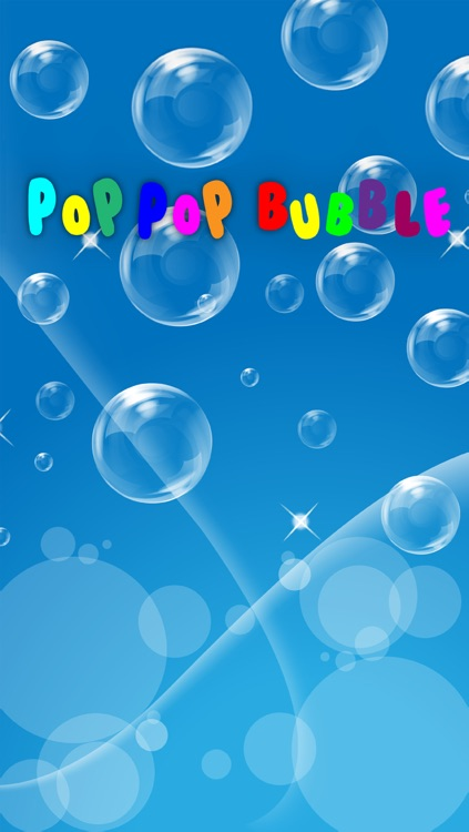 Pop Pop Bubble