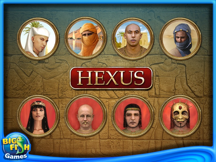 Hexus hd full by big fish games inc for Big fish games inc