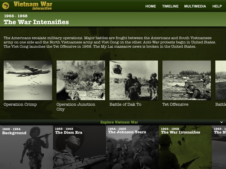 Vietnam War Interactive (Full Version)