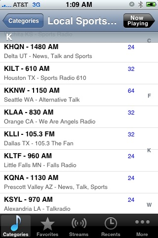 Sports Radio screenshot-2