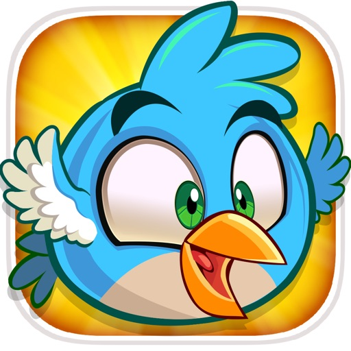 Adventure of the Super Fly-ing Tiny Wing-s Birds Run - Free Kids Racing Game