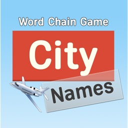 City Names: Word Chain Game
