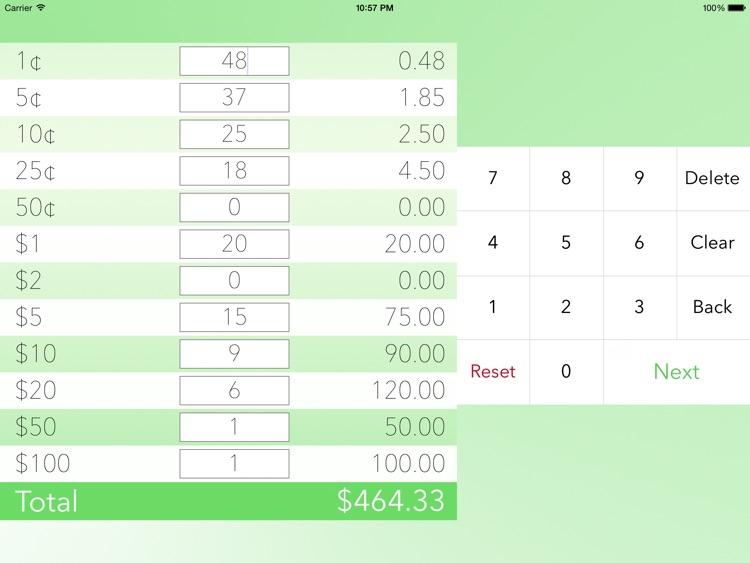 Cash Counter HD screenshot-3