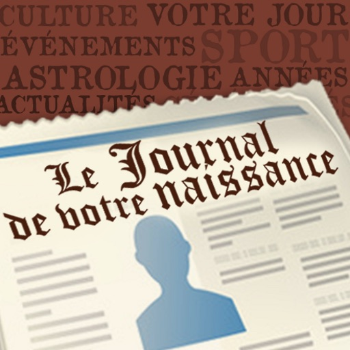 Le Journal de votre naissance