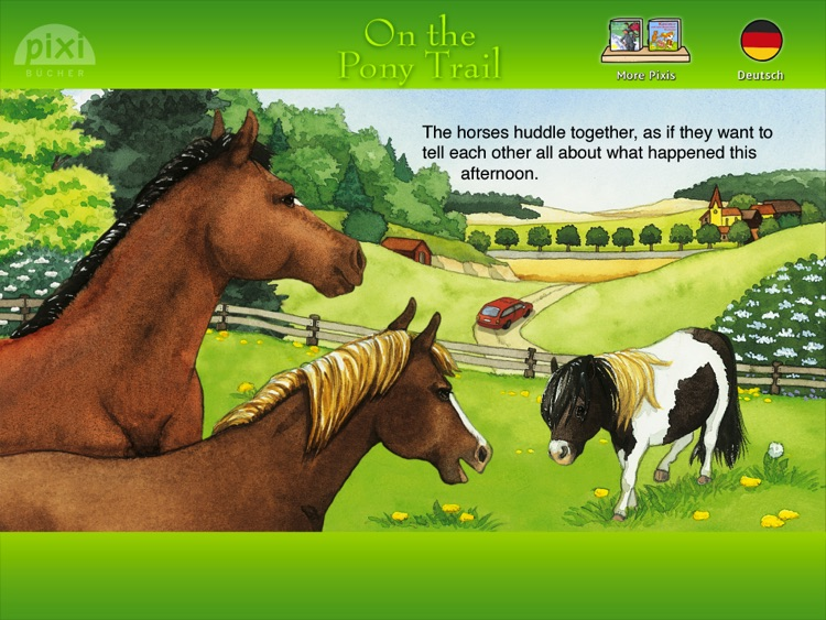 "Pixie Book ""On The Pony Trail"" screenshot-3"
