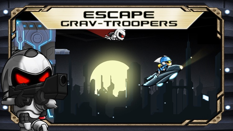 Gravity Guy FREE! screenshot-3