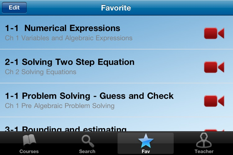 Algebra Problem Solving Skills
