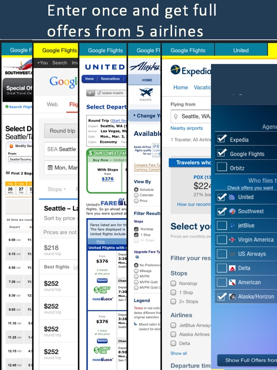 Washington Reagan National Airport DCA+Flight Tracker HD screenshot-4