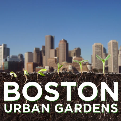 Boston Urban Gardens icon
