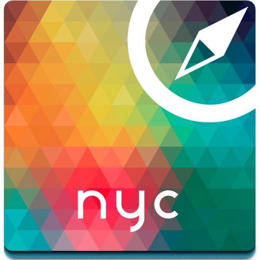 New York - NYC offline map, guide & hotels