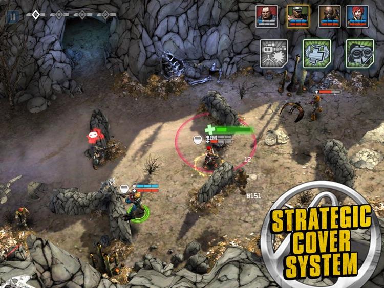 Borderlands Legends HD screenshot-4