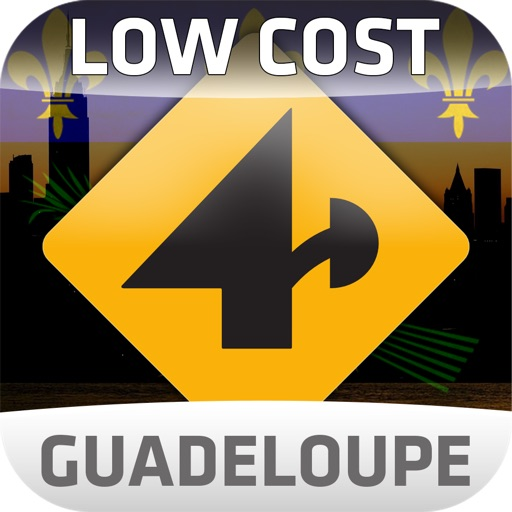 Nav4D Guadeloupe @ LOW COST