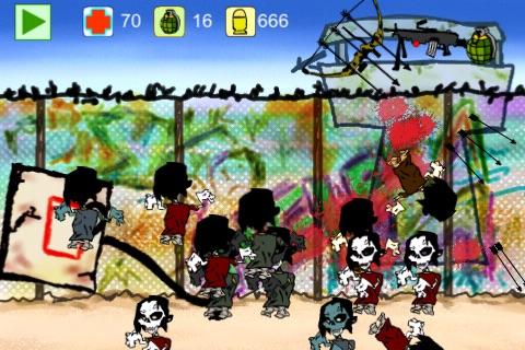 Zombie City Pro screenshot-3