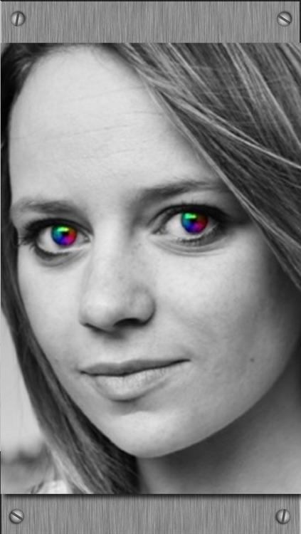 Eye Color Booth FREE - Multicolor Eye Changer screenshot-3