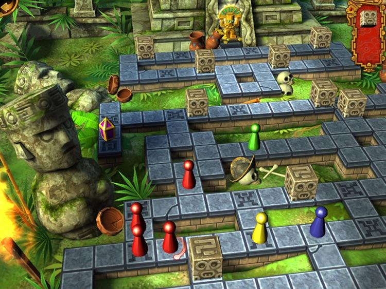 Treasure Blockers Free screenshot-4