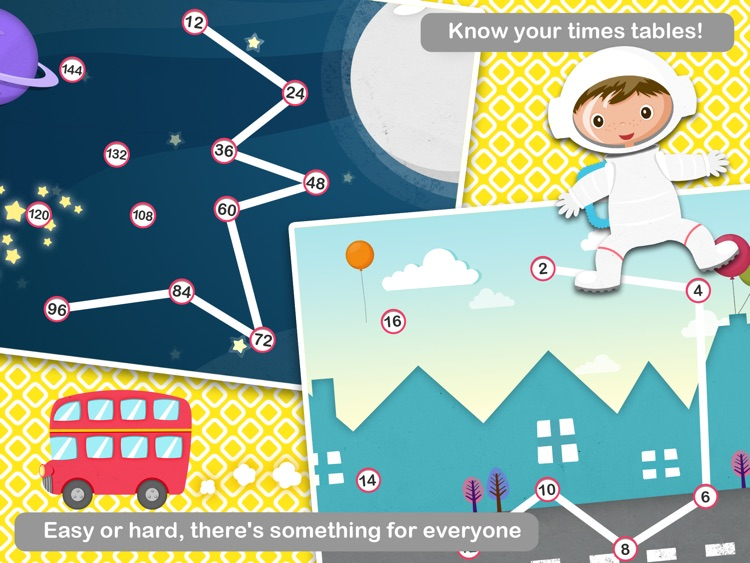Dot-to-Dot Adventure Free - Learn Numbers and Letters screenshot-3