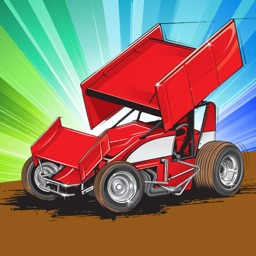 Dirt Racing Sprint Car Game