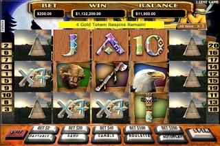 Totem Treasure Slots screenshot1