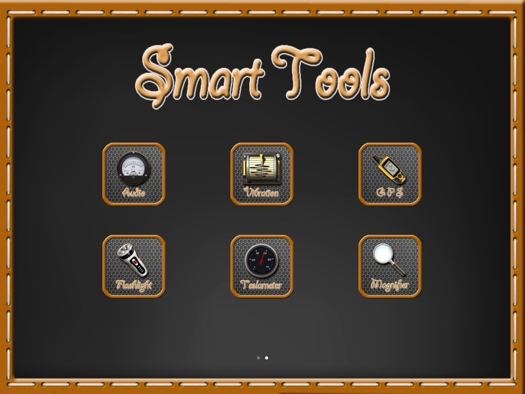 Smart Tools HD screenshot-1