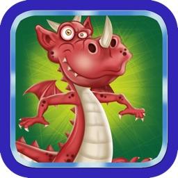 Atlantis Dragons - Super Deer World Adventure Game FREE