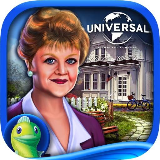 Murder, She Wrote™ 2: Return to Cabot Cove HD - A Hidden Object Adventure icon