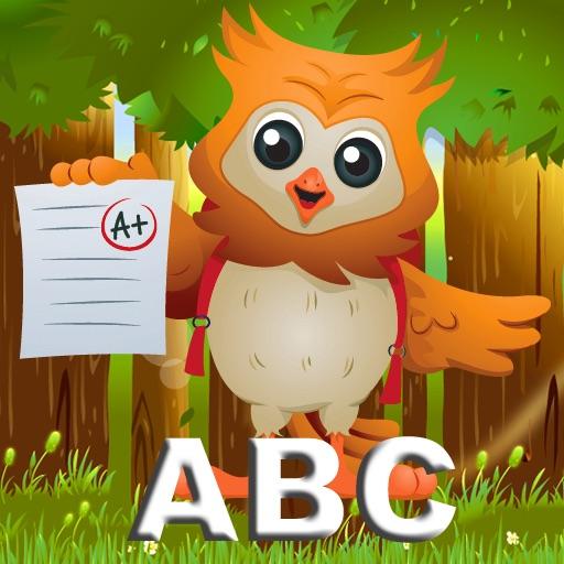 ABC Owl: Preschool Alphabet