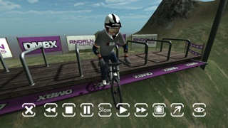 Screenshot from DMBX 2.6 - Mountain Bike and BMX