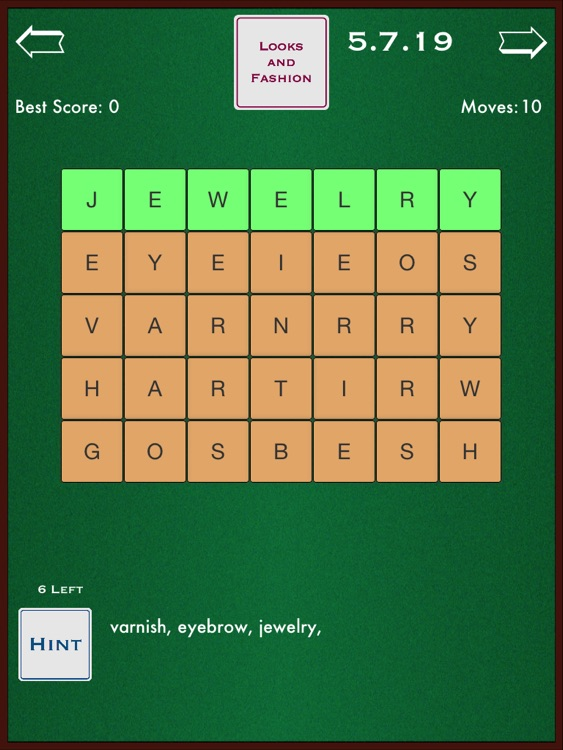 Word Mystic HD - What's the Word Mystery? screenshot-1
