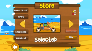 Dune Buggy Baja Racer screenshot two