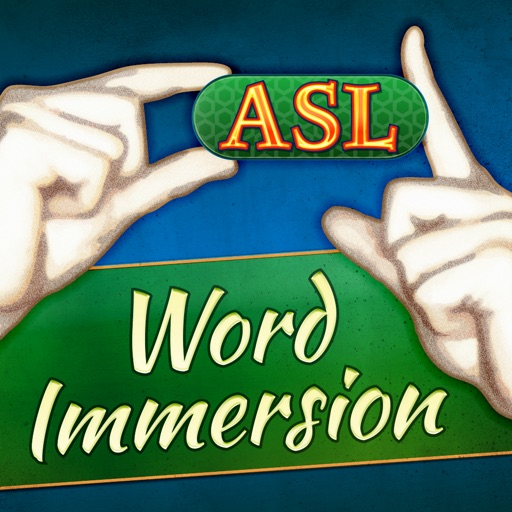 ASL Word Immersion - American Sign Language by Selectsoft icon