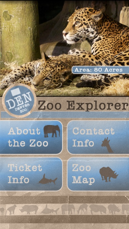 Zoo Explorer - Denver screenshot-1