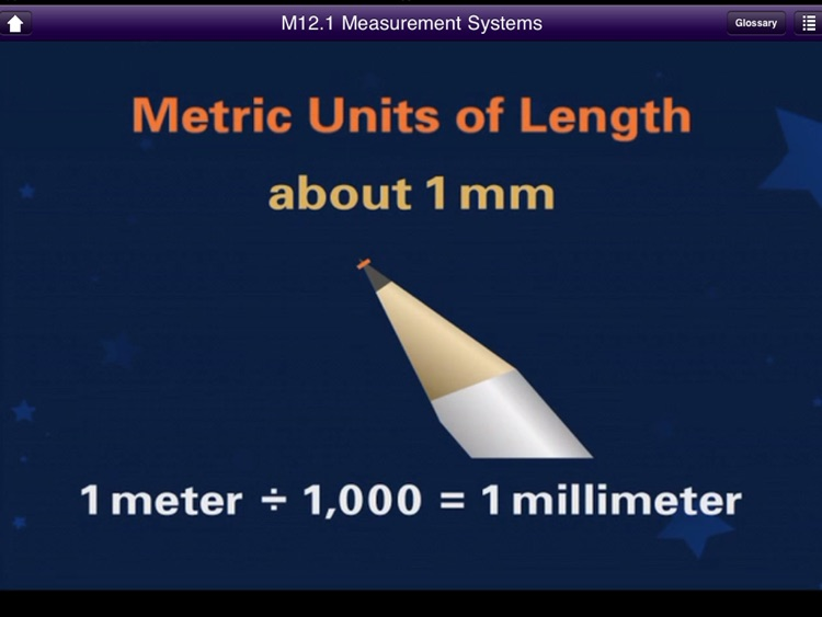 Measurement from Elevated Math