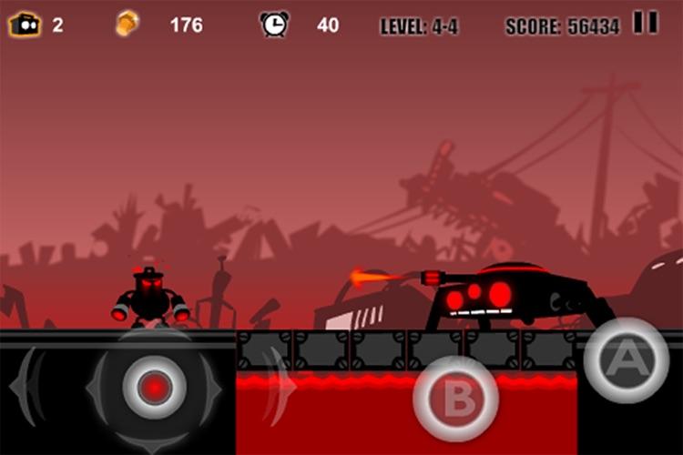 Robo Rush screenshot-4