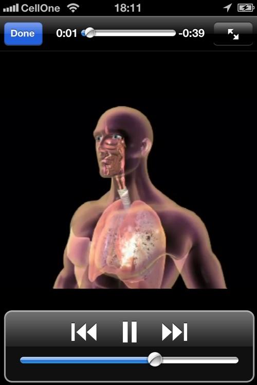 Asthma FAQ screenshot-3