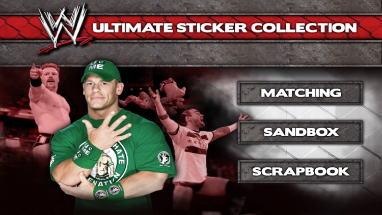 WWE Ultimate Sticker Collection screenshot-1