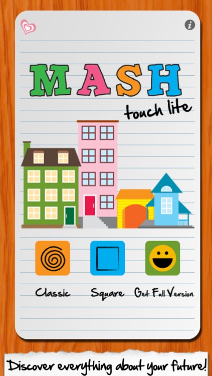 MASH Touch Lite screenshot-0