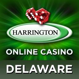 Harrington Raceway Casino real money regulated Internet Gaming: Slots, Blackjack, Table games and promotions – Delaware.