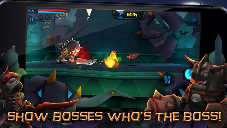 Dungeon Crasher screenshot-3