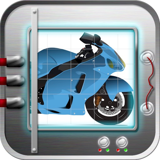 iMotorcycle Stunt Game HD