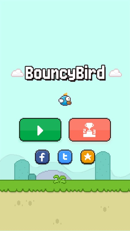 Bouncy Bird - An Impossible Game