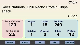 Quick Check Guide to Gluten Free Foods app image