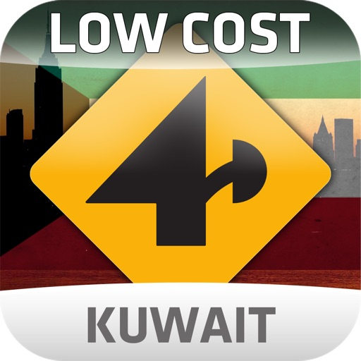 Nav4D Kuwait @ LOW COST icon