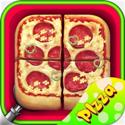 Pizza Maker :  Baby Pizza Maker Salon