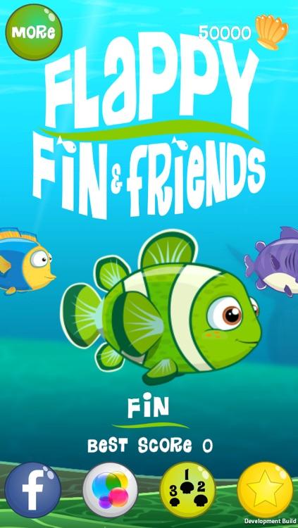 Flappy Fin & Friends