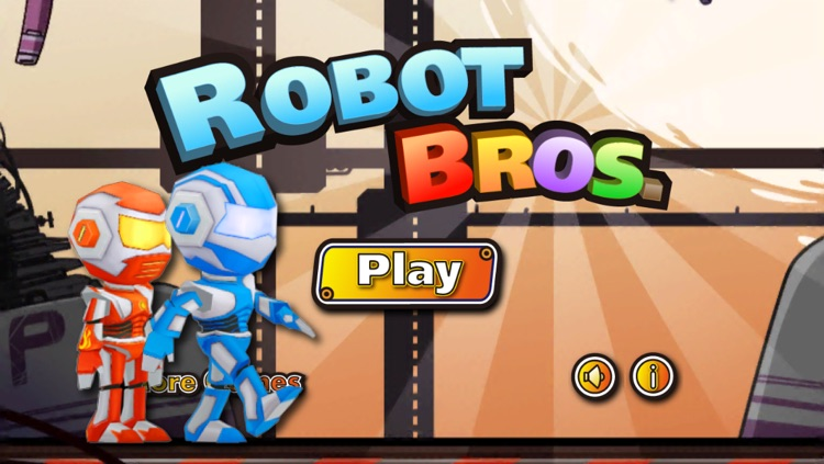 Robot Bros screenshot-0